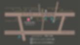アカンタモールへの地図