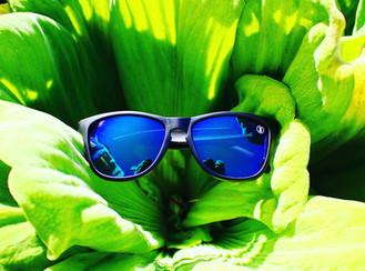 GUAMブランドのサングラス
