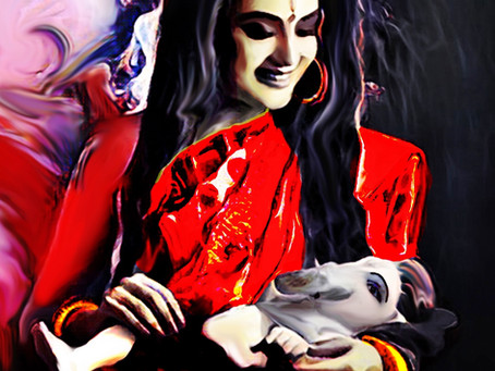 Parvati - Goddess of Creative Power and Divine Energy