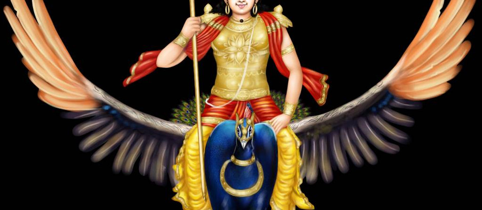 Kartikeya   - The God of War