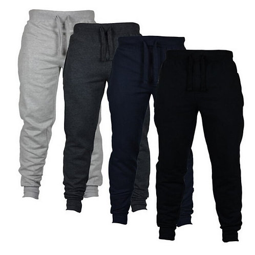 Mens Joggers Casual Pants Fitness Men Sportswear
