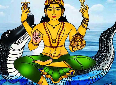 Varuna - The God of Water