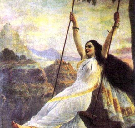 Mohini - The Divine Enchantress