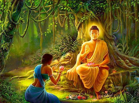 The Buddha - The Enlightened One