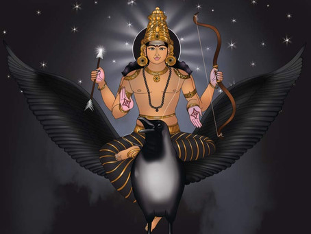 Shani - God of Justice