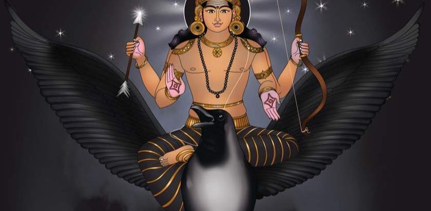 Shani - God of Justice
