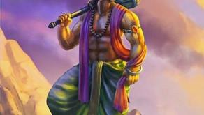Hanuman - The Sage Warrior