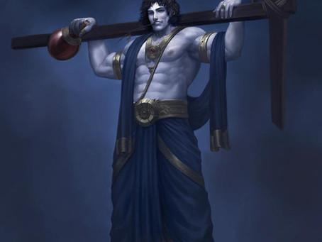 Balram - The God of Strength and Valor