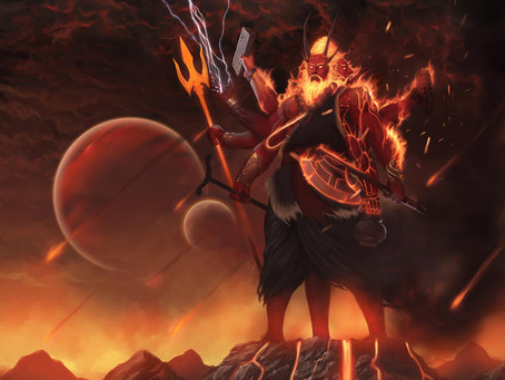 Agni - The Lord of Fire