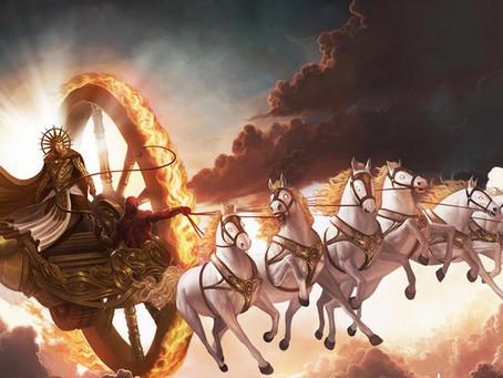 Surya - The Lord of Sun