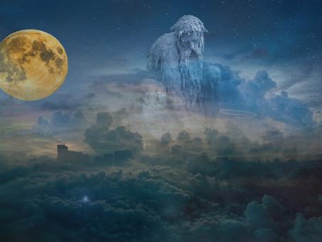 The Curse on Moon God
