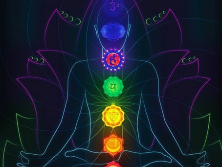Chakras - 7 Chakras In Your Body