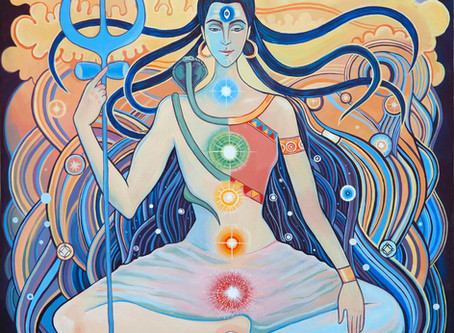Shiva - The First Yogi