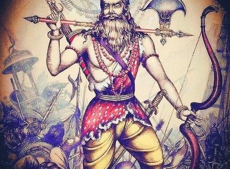 Parashurama – The Warrior Sage!!