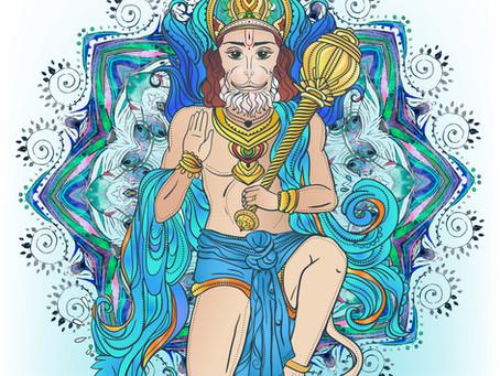 Hanuman - The Ultimate Warrior