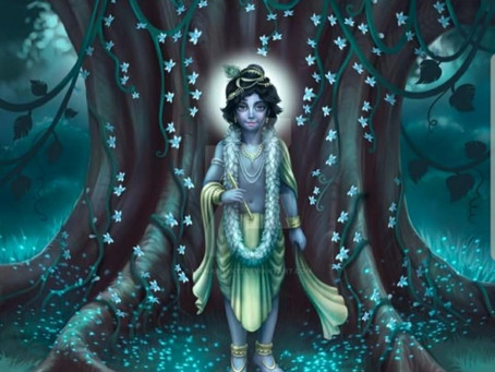 Krishna - Supreme God and God of Love