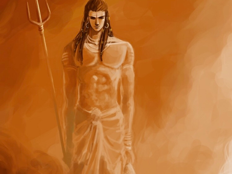 Andhaka – The blind son of Shiva and the king of darkness