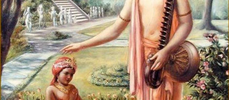 Narad Muni – The Ever Roaming Encylopedia