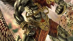 Garuda - The legendary bird