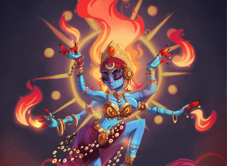 Swaha – The Goddess of Fire