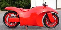 E-Varri electric motorcycle