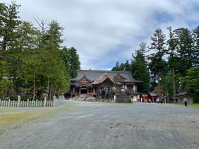 羽黒山出羽三山神社
