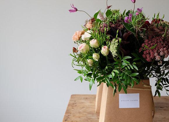 Bouquet pour mange debout