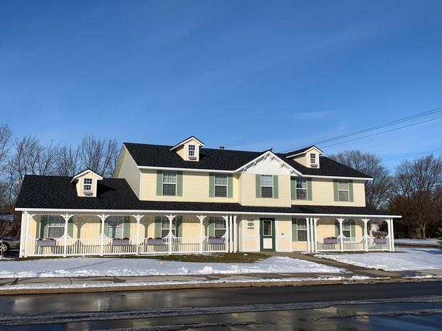 Heritage Apartments Victorian