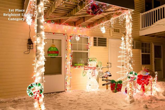 Heritage Apartments deck decorating brightest