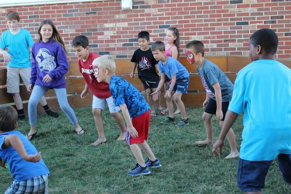 Heritage Apartments kids games