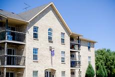 Heritaage Apartments French Villa Exteri
