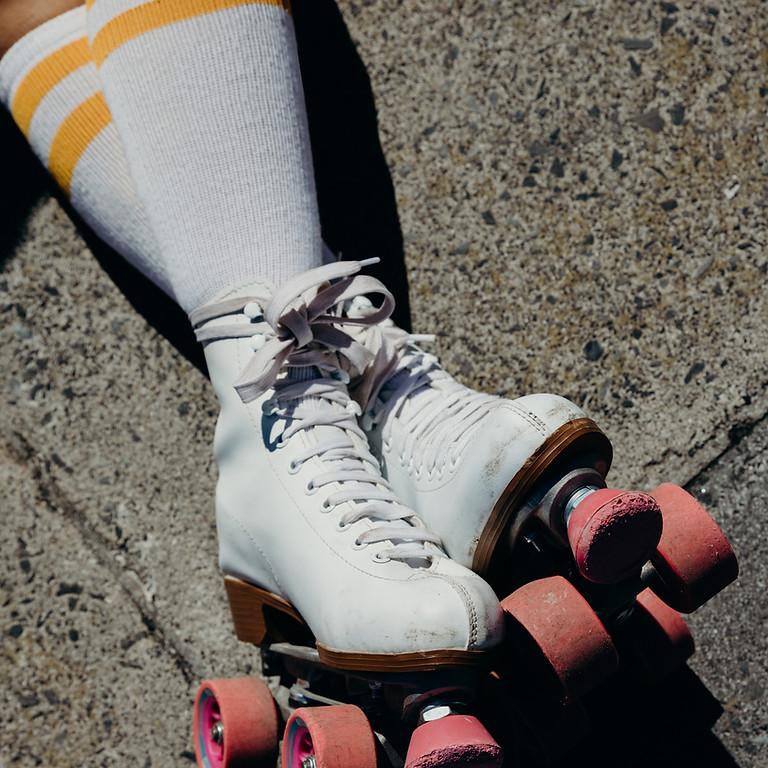 The New Rink Graebner Roller Skating Party