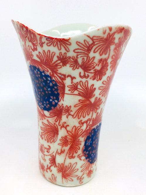 Porcelain Tumbler/Vase