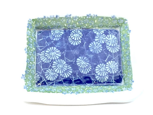 Hand Painted Porcelain Serving Tray