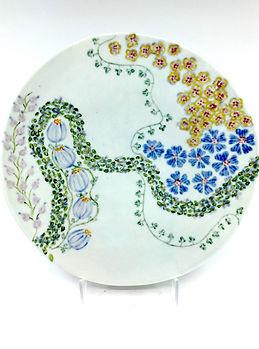 S. Rosenstein--Sgraffito Plate.jpg