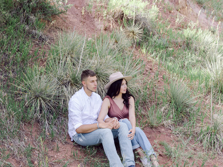 Annelise and Collin's Engagement Photos