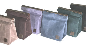 Care and Cleaning Guide - Waxed Canvas Lunch Bags