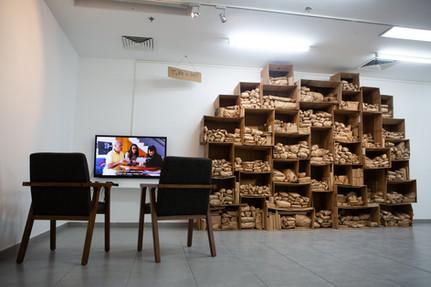 Exhibition Installation 2018