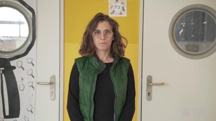 UBS open studio: Dafna Talmon