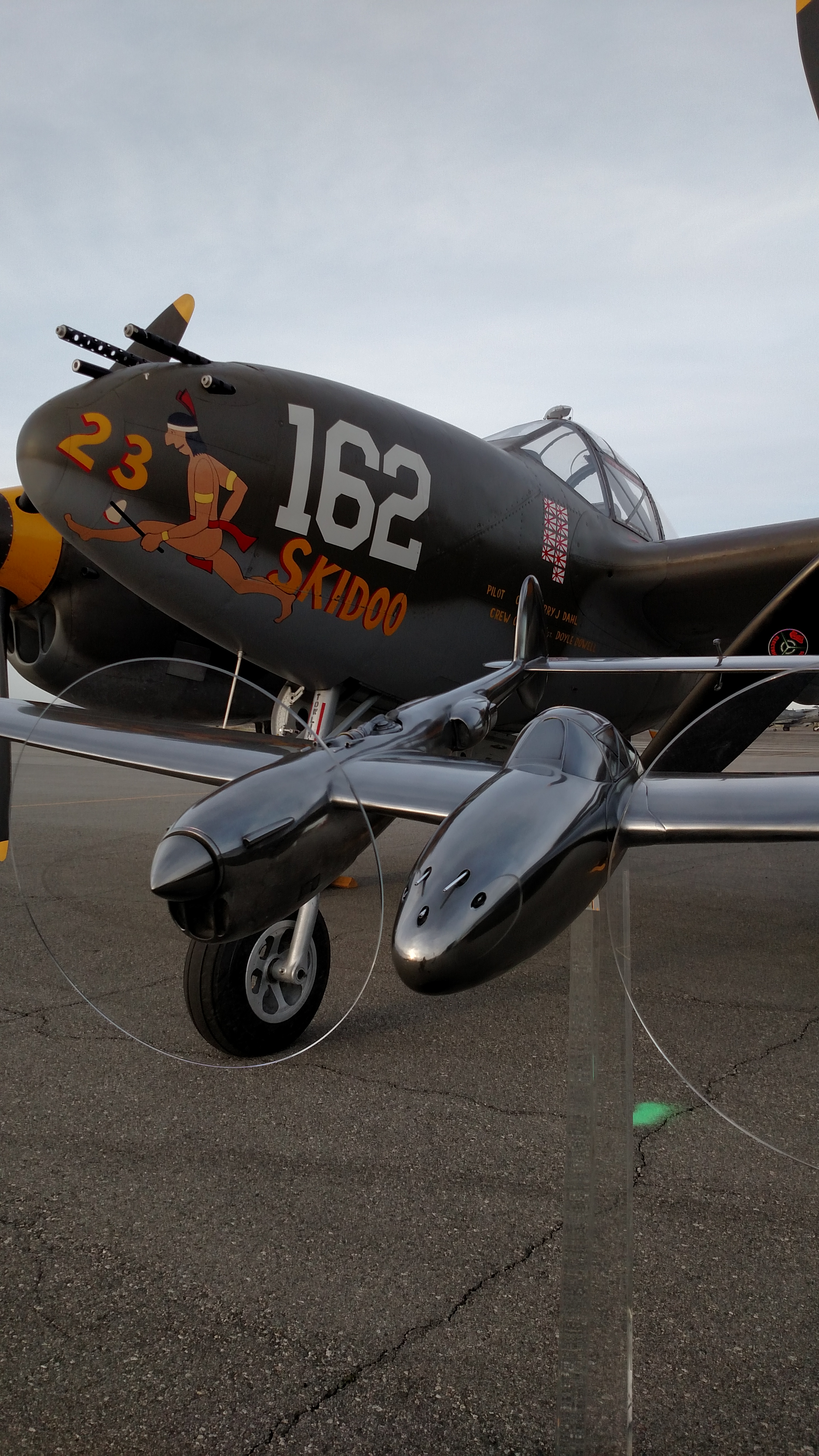 LA Airshow 2015