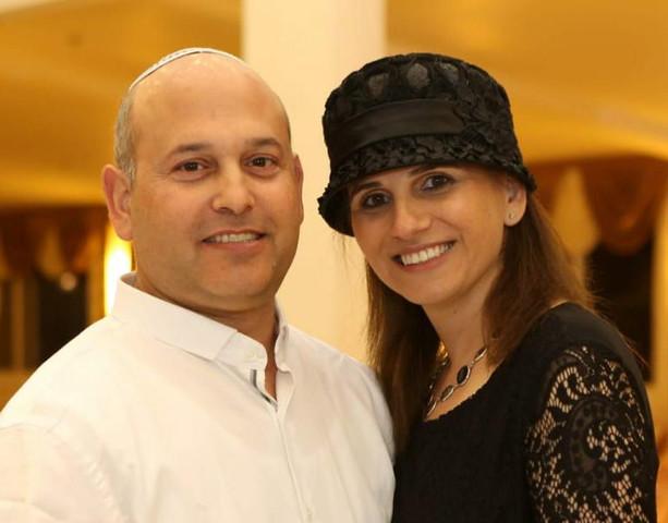 אבי ונעמה טובולסקי