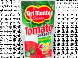 DEL MONTE ORIGINAL STYLE TOMATO SAUCE 1KG
