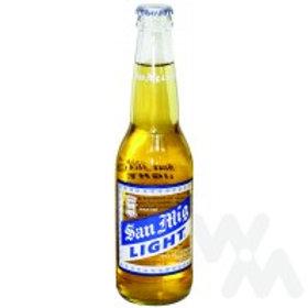 SMB BEER LIGHT BOTTLE 330ML