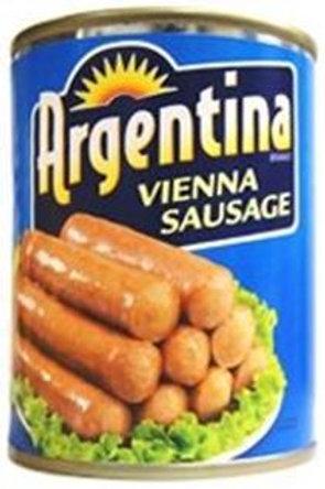 ARGENTINA VIENNA SAUSAGES 260G