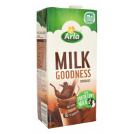 ARLA MILK GOODNESS CHOCOLATE 200ml