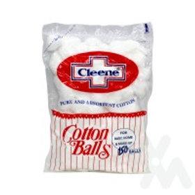 CLEENE COTTON BALLS 150S