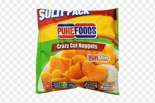 Purefoods Crazy Cut Nuggets