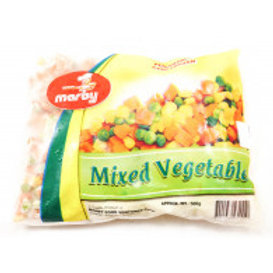 Marby Mixed Vegetable 500g
