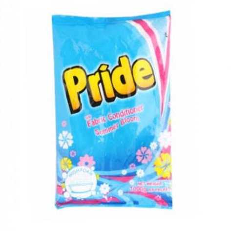 Pride Detergent Powder With Fabric Conditioner 1kg