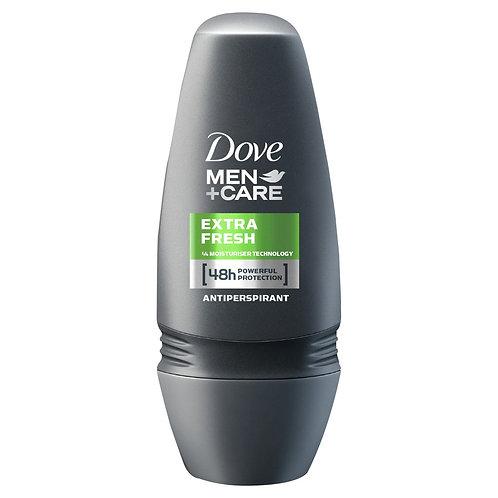 Dove Men+Care Roll On Deodorant Extra Fresh 40ml